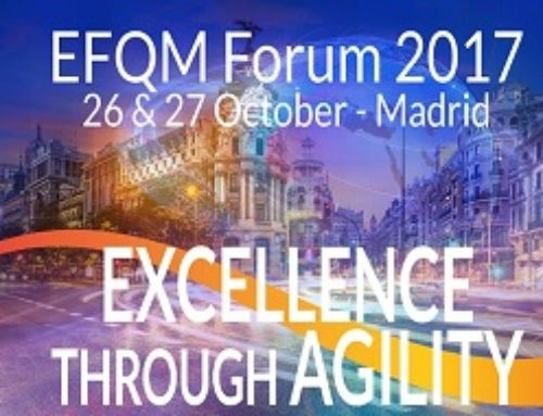 EFQM Forum 2017 – Excellence through Agility – Madrid