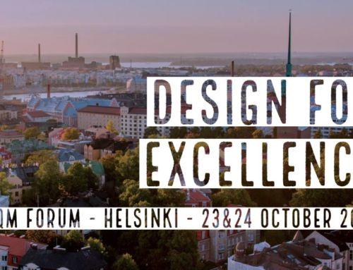 EFQM Forum 2019 – Kavandades täiuslikkust (Design for Excellence) – Helsingi