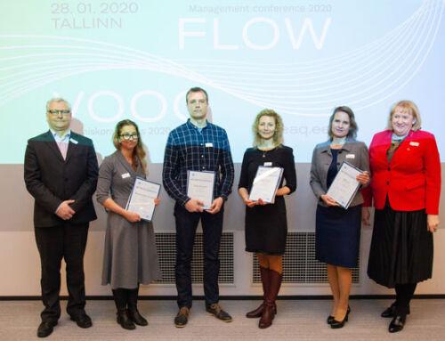Eesti Kvaliteediühingu tunnustused 2019